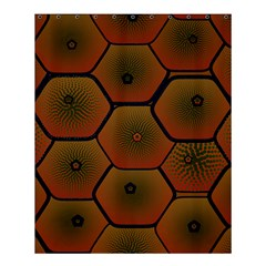 Art Psychedelic Pattern Shower Curtain 60  X 72  (medium)