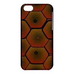 Art Psychedelic Pattern Apple Iphone 5c Hardshell Case