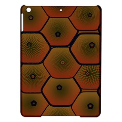 Art Psychedelic Pattern Ipad Air Hardshell Cases