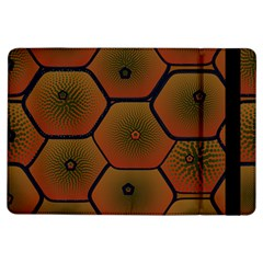 Art Psychedelic Pattern Ipad Air Flip