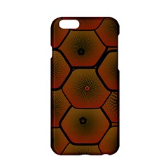 Art Psychedelic Pattern Apple Iphone 6/6s Hardshell Case