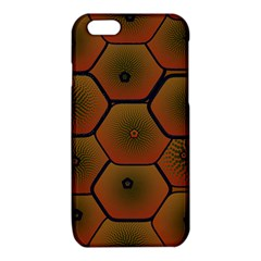 Art Psychedelic Pattern iPhone 6/6S TPU Case
