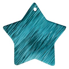 Banner Header Star Ornament (two Sides)
