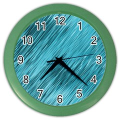 Banner Header Color Wall Clocks