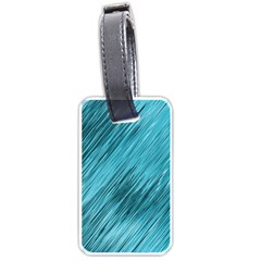 Banner Header Luggage Tags (two Sides)