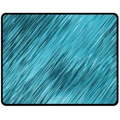 Banner Header Double Sided Fleece Blanket (medium)