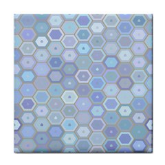 Bee Hive Background Tile Coasters