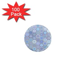 Bee Hive Background 1  Mini Magnets (100 Pack)