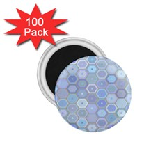 Bee Hive Background 1 75  Magnets (100 Pack)