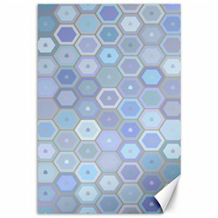 Bee Hive Background Canvas 12  X 18