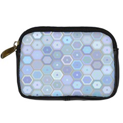 Bee Hive Background Digital Camera Cases