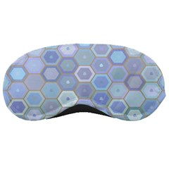Bee Hive Background Sleeping Masks