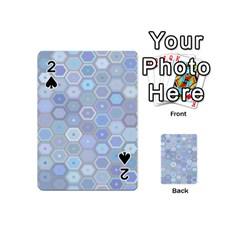 Bee Hive Background Playing Cards 54 (mini)