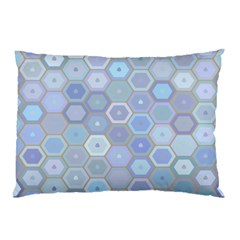 Bee Hive Background Pillow Case (two Sides)