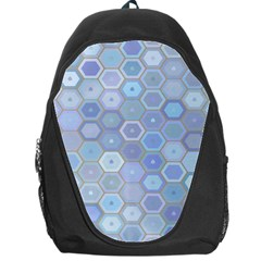 Bee Hive Background Backpack Bag