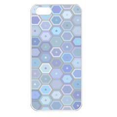 Bee Hive Background Apple Iphone 5 Seamless Case (white)