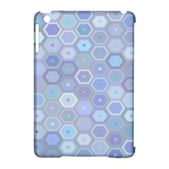 Bee Hive Background Apple Ipad Mini Hardshell Case (compatible With Smart Cover)