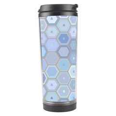 Bee Hive Background Travel Tumbler
