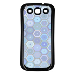Bee Hive Background Samsung Galaxy S3 Back Case (black)