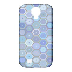 Bee Hive Background Samsung Galaxy S4 Classic Hardshell Case (pc+silicone)