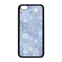 Bee Hive Background Apple Iphone 5c Seamless Case (black)