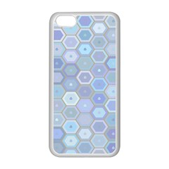 Bee Hive Background Apple Iphone 5c Seamless Case (white)