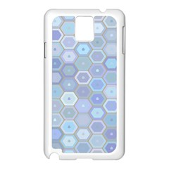 Bee Hive Background Samsung Galaxy Note 3 N9005 Case (white)
