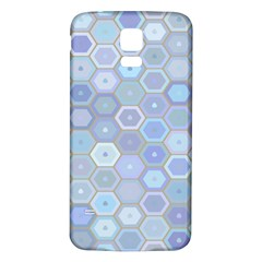 Bee Hive Background Samsung Galaxy S5 Back Case (white)