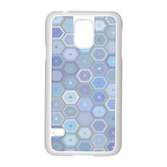 Bee Hive Background Samsung Galaxy S5 Case (white)