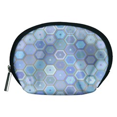 Bee Hive Background Accessory Pouches (medium)