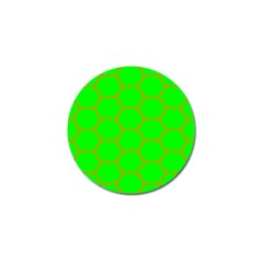 Bee Hive Texture Golf Ball Marker (4 Pack)