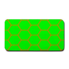 Bee Hive Texture Medium Bar Mats