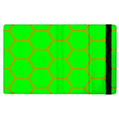 Bee Hive Texture Apple Ipad 3/4 Flip Case