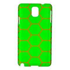 Bee Hive Texture Samsung Galaxy Note 3 N9005 Hardshell Case
