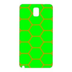 Bee Hive Texture Samsung Galaxy Note 3 N9005 Hardshell Back Case