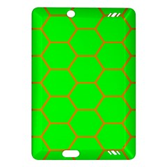 Bee Hive Texture Amazon Kindle Fire Hd (2013) Hardshell Case
