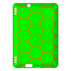 Bee Hive Texture Kindle Fire Hdx Hardshell Case