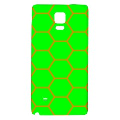 Bee Hive Texture Galaxy Note 4 Back Case