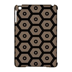 Black Bee Hive Texture Apple Ipad Mini Hardshell Case (compatible With Smart Cover)