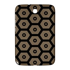 Black Bee Hive Texture Samsung Galaxy Note 8 0 N5100 Hardshell Case