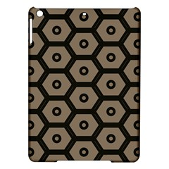 Black Bee Hive Texture Ipad Air Hardshell Cases