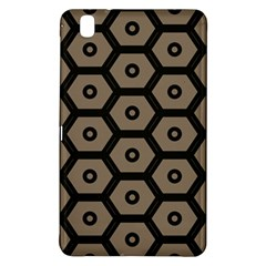 Black Bee Hive Texture Samsung Galaxy Tab Pro 8 4 Hardshell Case