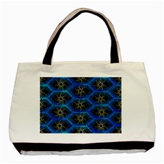 Blue Bee Hive Basic Tote Bag