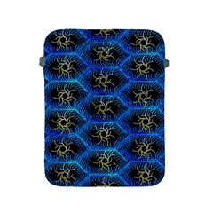 Blue Bee Hive Apple Ipad 2/3/4 Protective Soft Cases