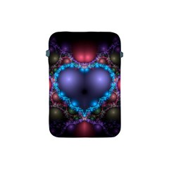 Blue Heart Apple Ipad Mini Protective Soft Cases