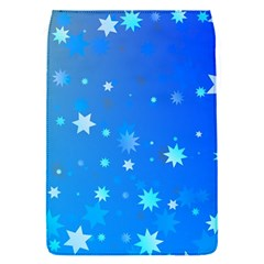 Blue Hot Pattern Blue Star Background Flap Covers (s)