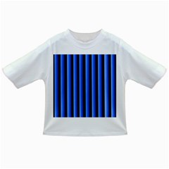 Blue Lines Background Infant/toddler T Shirts