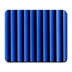 Blue Lines Background Large Mousepads