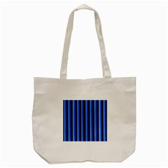 Blue Lines Background Tote Bag (cream)