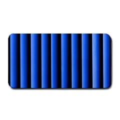 Blue Lines Background Medium Bar Mats